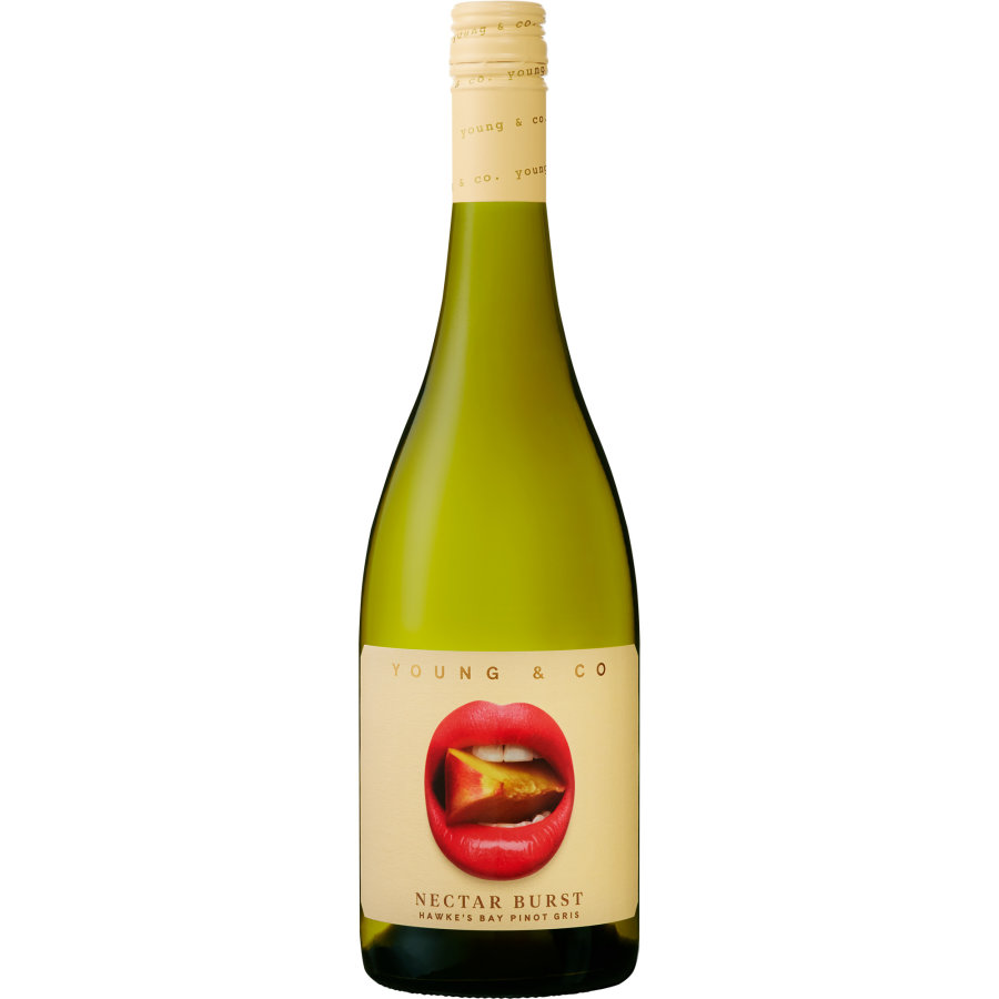 Young & Co Pinot Grigio Hawkes Bay 750ml