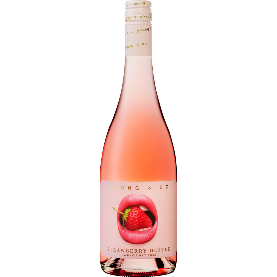 Young & Co Rose Hawkes Bay 750ml